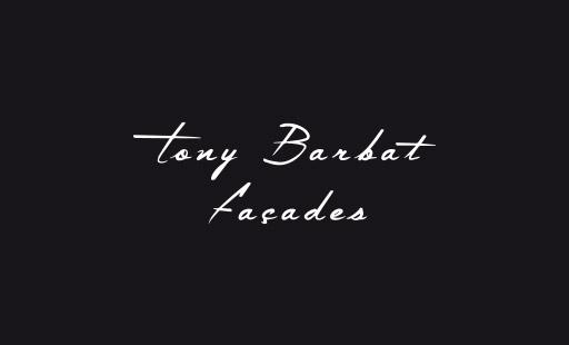 Tony Barbat Façades : une Entreprise membre du Comptoir des Artisans