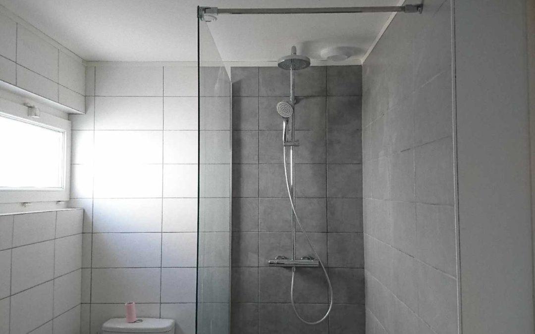 Réaménagement de salle de bain