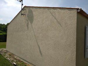 Ravalement de façade et peinture par Le Comptoir des Artisans